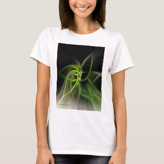Grass Blade SpinArt T-Shirt
