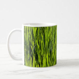 Grass blades mugs