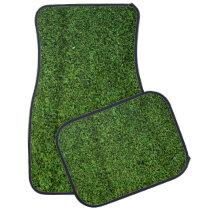 Grass Car Floor Mat