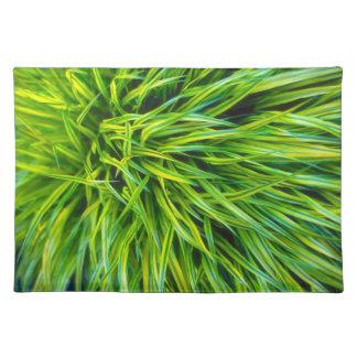 Grass Cloth Place Mat