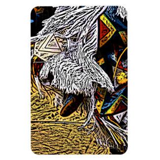 Grass Dancer 4x6 Flexi Magnet