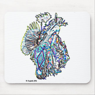 Grass Dancer Mouse Pad