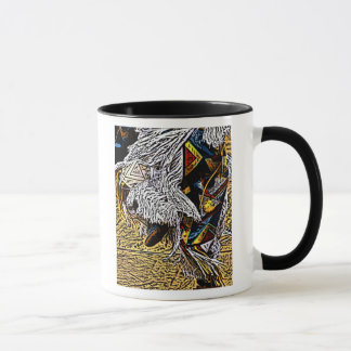 Grass Dancer Text Mug