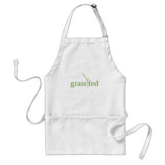 Grass Fed Adult Apron