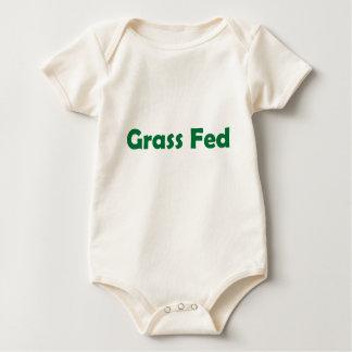 Grass Fed Baby Bodysuit