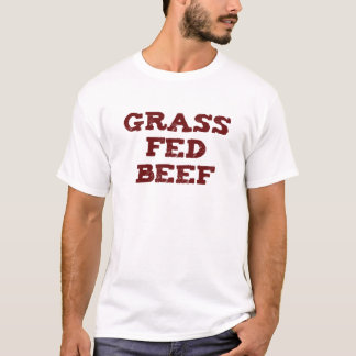 Grass Fed Beef Shirts and GIfts