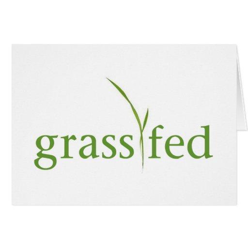 Grass Fed Cards