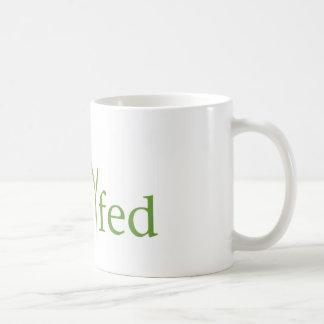 Grass Fed Classic White Coffee Mug