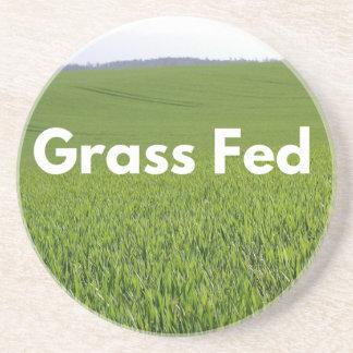 Grass Fed Coaster