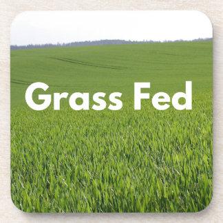 Grass Fed Drink Coaster