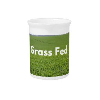 Grass Fed Drink Pitcher