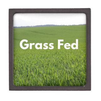 Grass Fed Jewelry Box