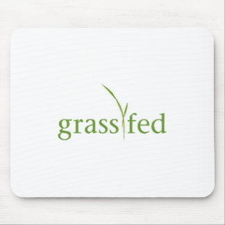 Grass Fed Mouse Pad