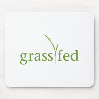 Grass Fed Mousepad