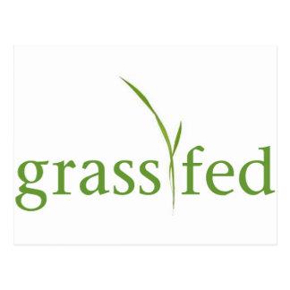 Grass Fed Postcard