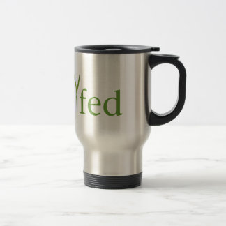 Grass Fed Travel Mug
