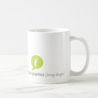 Grass Graphics Coffee Mug