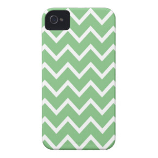 Grass Green Chevron Iphone 4S Case iPhone 4 Case-Mate Cases