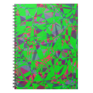 Grass in Early Summer Spiral Note Books