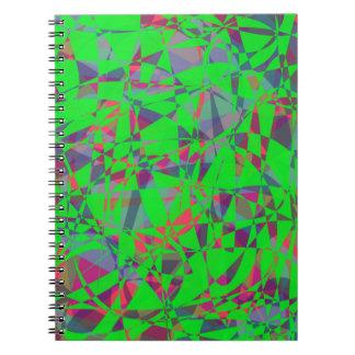 Grass in Early Summer Spiral Notebook