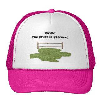 GRASS IS GREENER CAP