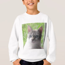 Grass Kitty Sweatshirt