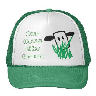 Grass Mesh Hat