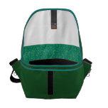 Grass Messenger Bag