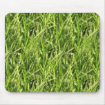 grass mouse pads