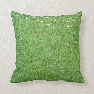 Grass Nature Green Pillow