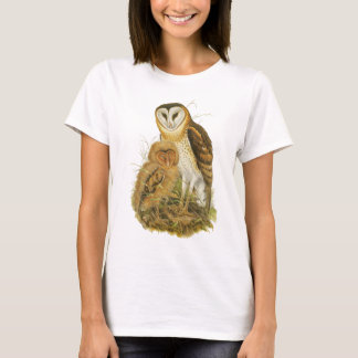 Grass Owl T-Shirt