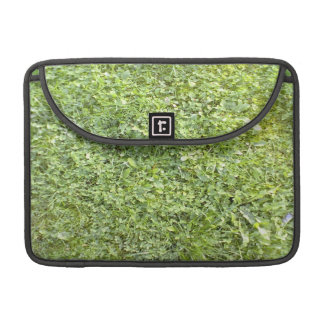 Grass Pattern Sleeve For MacBooks