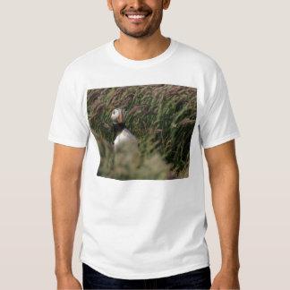Grass Puffin T-Shirt