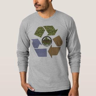 Grass recycle shirt