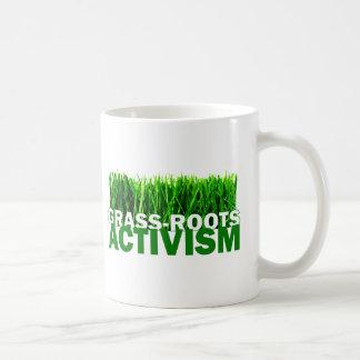 GRASS-ROOTS ACTIVISM COFFEE MUG