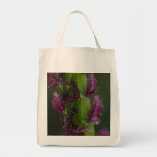 Grass Seed Close Up Tote Bag