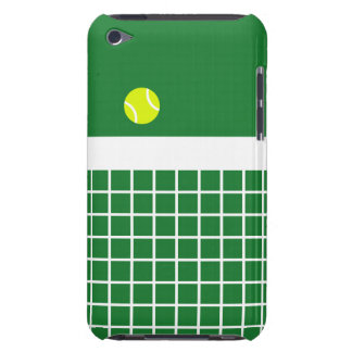 Grass Tennis Court iPod Touch Cover