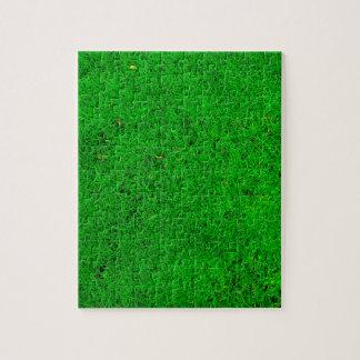 Grass Texture Jigsaw Puzzle