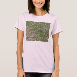 Grass Textures and Pattern T-Shirt