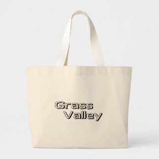 Grass Valley Tote Bag