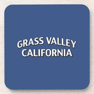 Grass Valley California Beverage Coaster