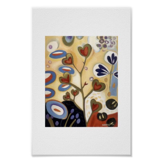 Grass Valley Garden print