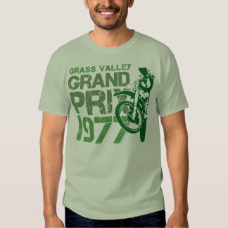 Grass Valley Grand Prix T-shirts