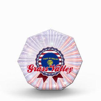 Grass Valley, OR Award