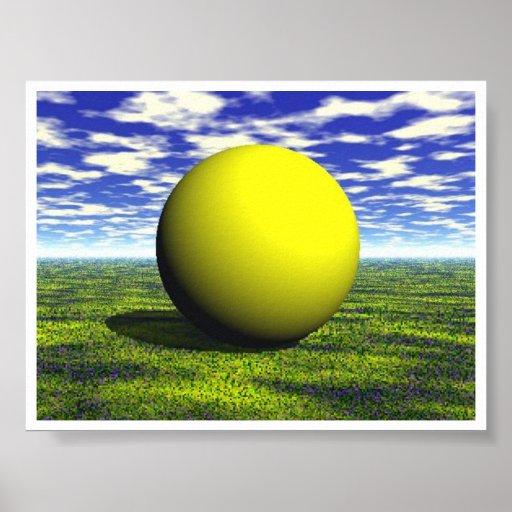 Grassball 1 poster