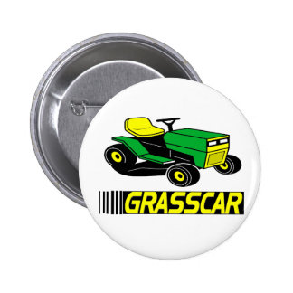 Grasscar T-shirts and Gifts. Button