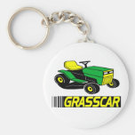 Grasscar T-shirts and Gifts. Keychain