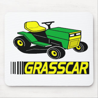 Grasscar T-shirts and Gifts. Mouse Pad