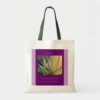 Grasses and Heather Tote Bag