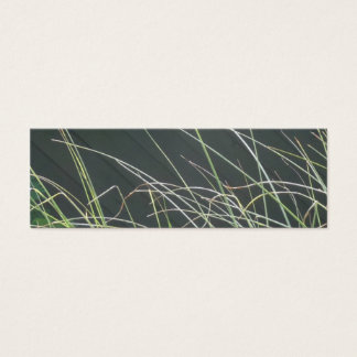 Grasses Business Card